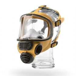 Scott Promask Sil Full Face Respirator